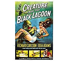 Creature from the Black Lagoon Photographic Print