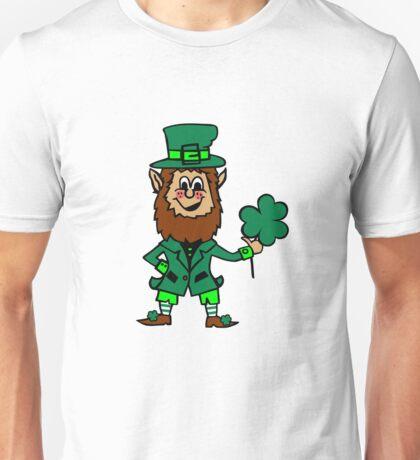 Leprechaun St. Patricks Day Unisex T-Shirt
