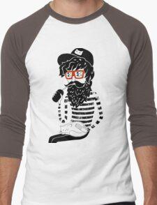 Dreamer  Men's Baseball ¾ T-Shirt