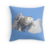 Heaven restores you in life Throw Pillow