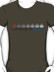 London 2012 - Londinium MMXII Crowns T-Shirt