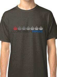 London 2012 - Londinium MMXII Crowns Classic T-Shirt