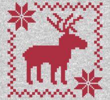 Norwegian reindeer Kids Clothes