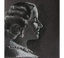 Queen Elizabeth The Queen Mother Photographic Print