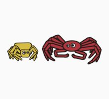 Crab Spider and Spider Crab Kids Clothes