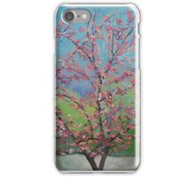 Eastern Redbud Tree iPhone Case/Skin