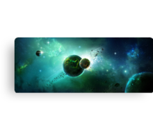 The Cosmos Canvas Print