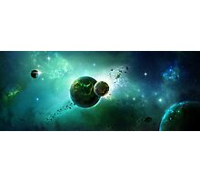 The Cosmos Photographic Print