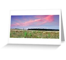 The Grassy Knoll Greeting Card