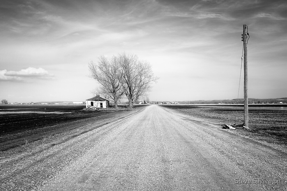 Down A Lonely Road by Steve Silverman