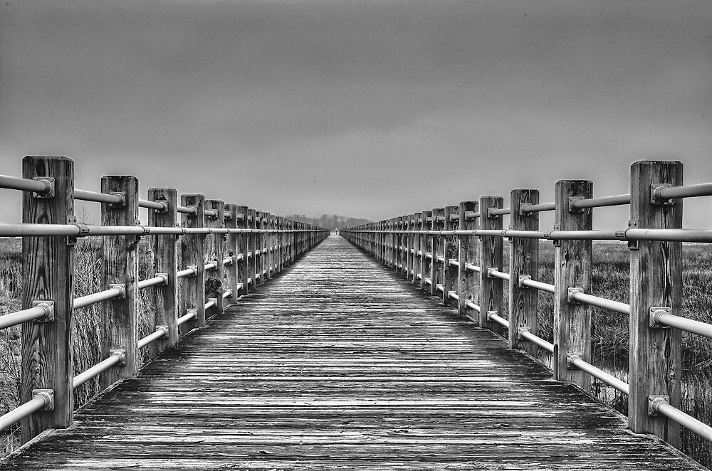 Boardwalk Saint  by NEDreamsPhoto