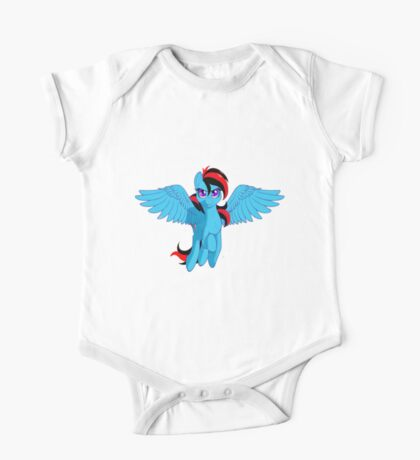 The BronyVille LineUp Hour One Piece - Short Sleeve