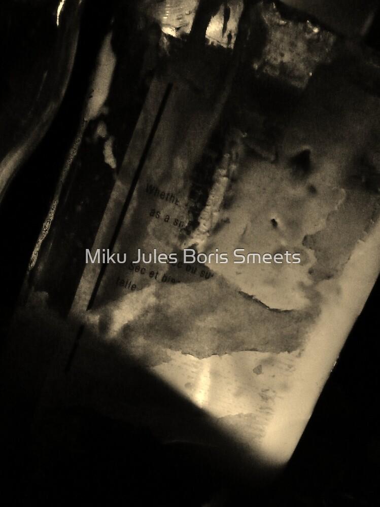 Through The Drinking Glass by Miku Jules Boris Smeets