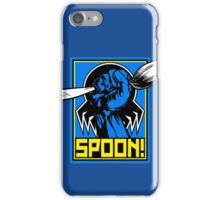 SPOON! iPhone Case/Skin
