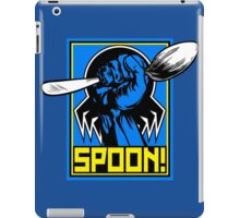 SPOON! iPad Case/Skin
