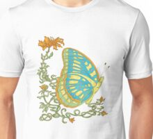 Spring Butterfly Unisex T-Shirt