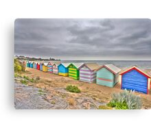 Box of Colours Canvas Print