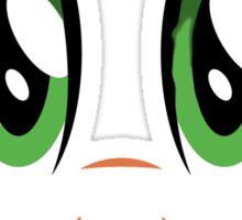 Applejack cute face Sticker