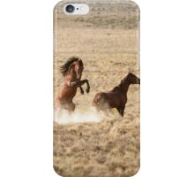 Stallion Challange iPhone Case/Skin