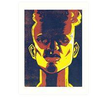Lin001 Art Print