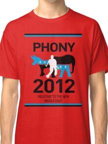 PHONY 2012 (LOOKS LIKE KONY2012) Classic T-Shirt