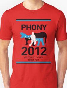 PHONY 2012 (LOOKS LIKE KONY2012) T-Shirt