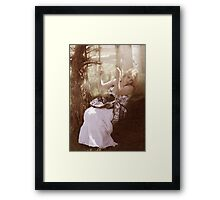 Beautifully Deluded Framed Print