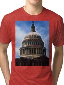 Capitol Tri-blend T-Shirt