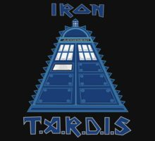 Iron Tardis by Krakenstein