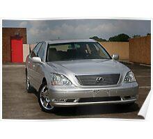2005 Lexus LS430 Lux  Poster