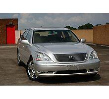 2005 Lexus LS430 Lux  Photographic Print