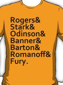 The Avengers T-Shirt