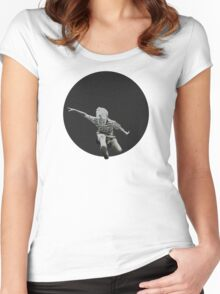 Escape from the Black Hole Women's Fitted Scoop T-Shirt