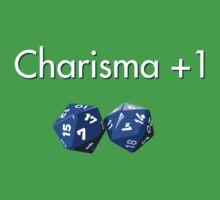 Charisma +1 2d20 Kids Clothes