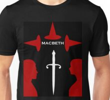 Minimalist Macbeth Unisex T-Shirt