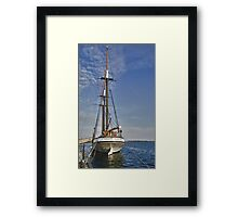 The Empire Sandy Waiting For Spring Framed Print