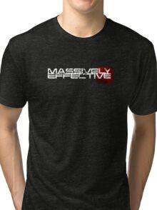 Massively Effective Tri-blend T-Shirt