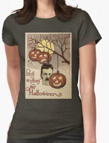 Best wishes (Vintage Halloween Card) T-Shirt