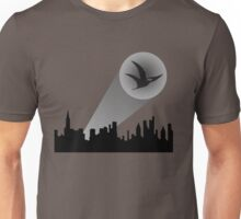 Dinosaur Sky Signal Unisex T-Shirt