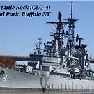 USS Little Rock by CaptainJeff