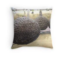 nautical rope Throw Pillow