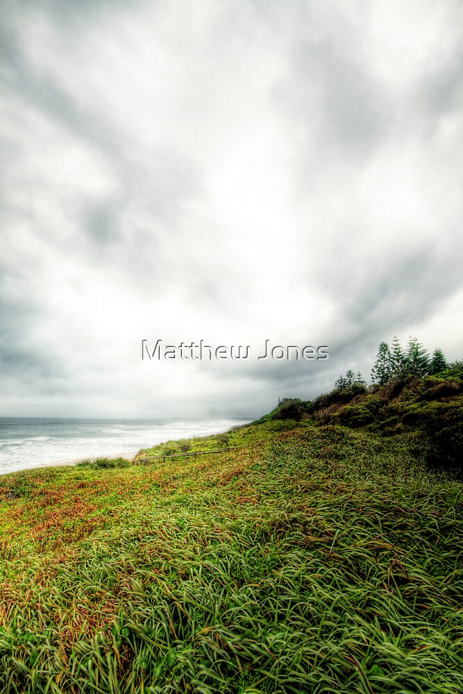 Old Bar Beach by Matthew Jones