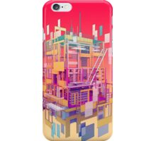 Building Clouds iPhone Case/Skin