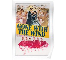 Gone With The Wind - 1 Poster