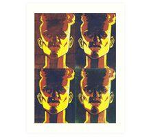 Lin004 Art Print