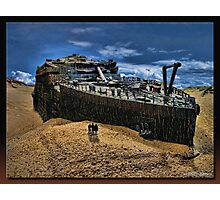 The Titanic Photographic Print