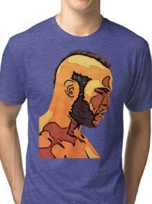 Mister T Tri-blend T-Shirt