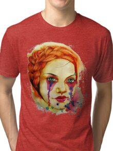 Clandestine Tri-blend T-Shirt