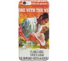 Gone With The Wind - 2 iPhone Case/Skin