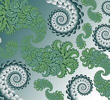 Fractal Patterns by Leah Kennedy